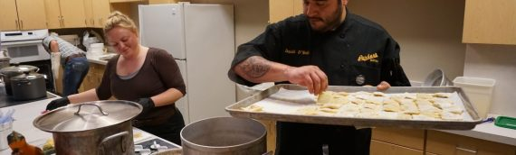 Local Foods Showcase Features Area Chefs & Producers
