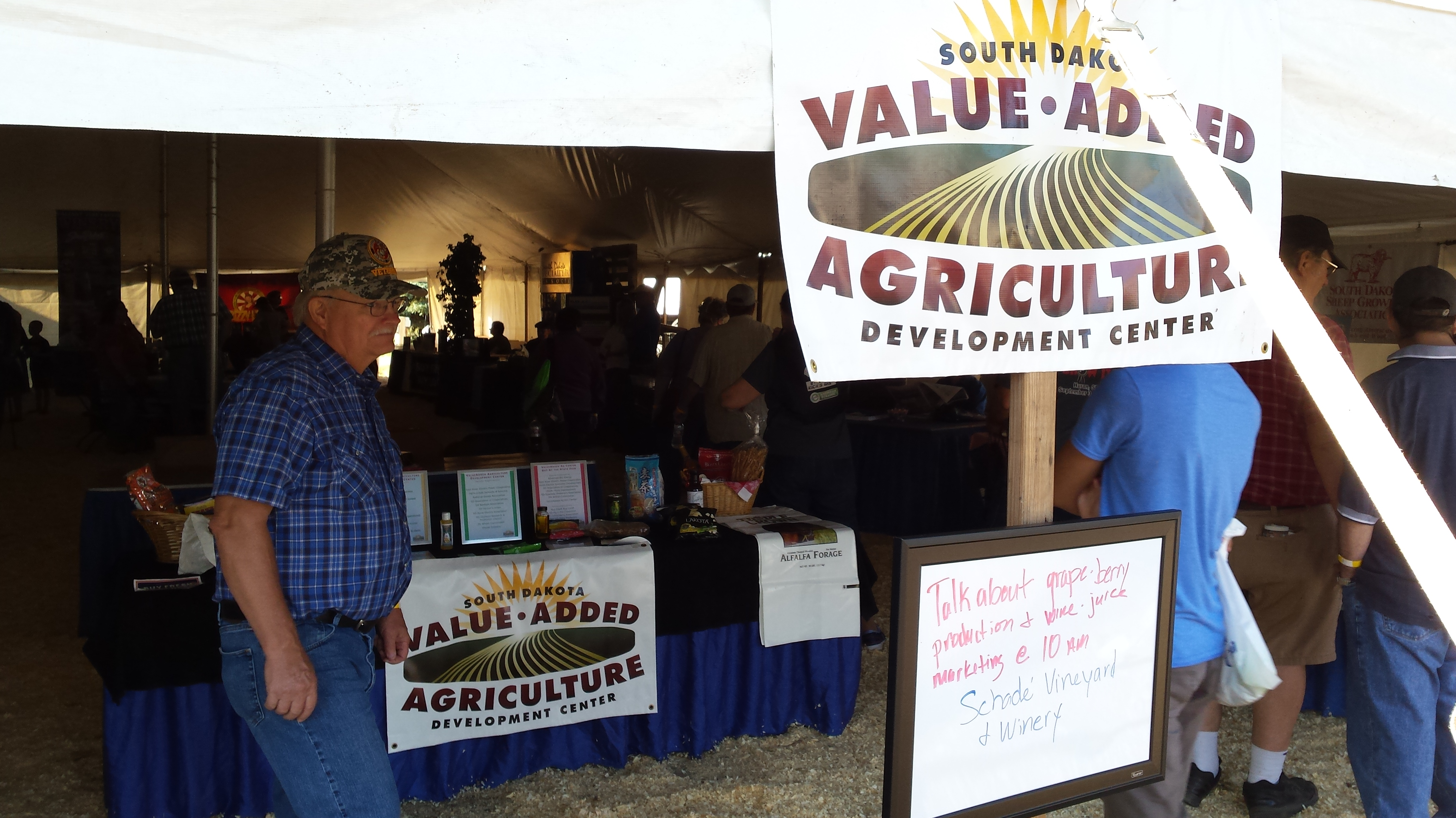 Specialty Producers to Showcase Products at S.D. State Fair