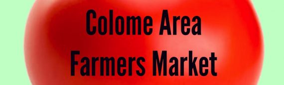 Colome Area Farmers Market