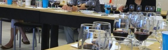 VESTA Wine Sensory Analysis Workshop held in May