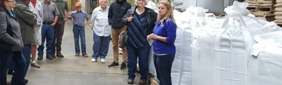Stengel Seed and Grain Provides Tour of Organic Seed Processing
