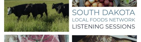 S.D. Local Foods Network Announces Upcoming Listening Session Opportunities