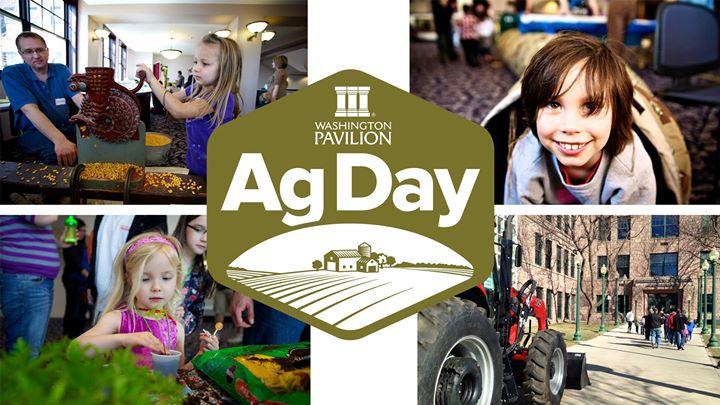 Celebrate S.D. Agriculture at Washington Pavilion's Ag Day