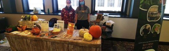 Agritourism, pumpkins, bees and herbs featured at Ag Day