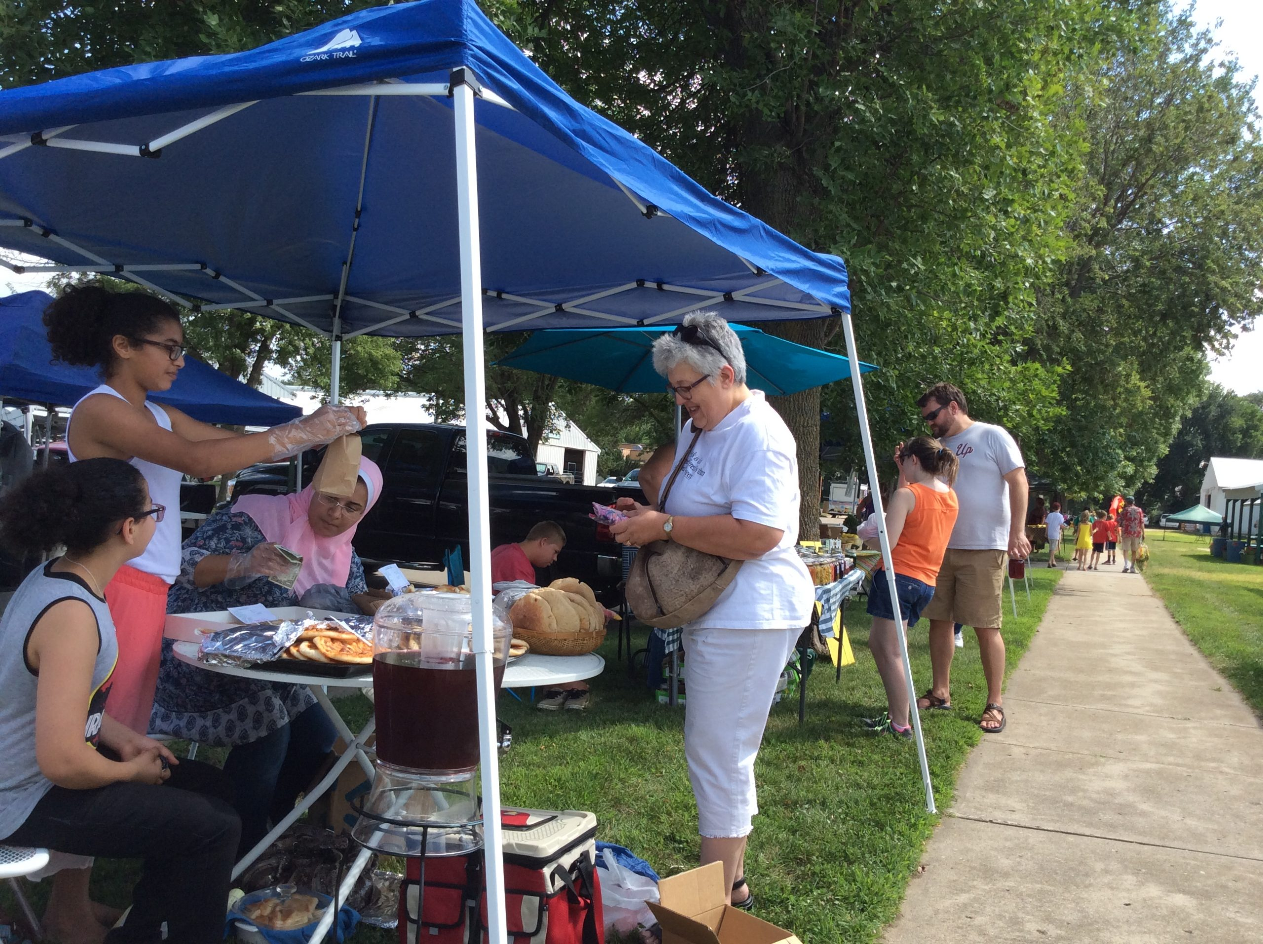 S.D. Farmers Markets Invited to Network