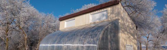 Passive Solar Greenhouses