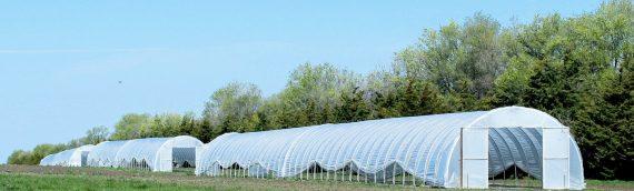 Farm Tour and Training held at Cedar Creek Gardens