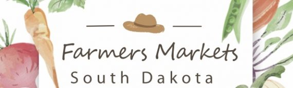 Farmers Market Rack Card to Appear at S.D. Tourist Sites