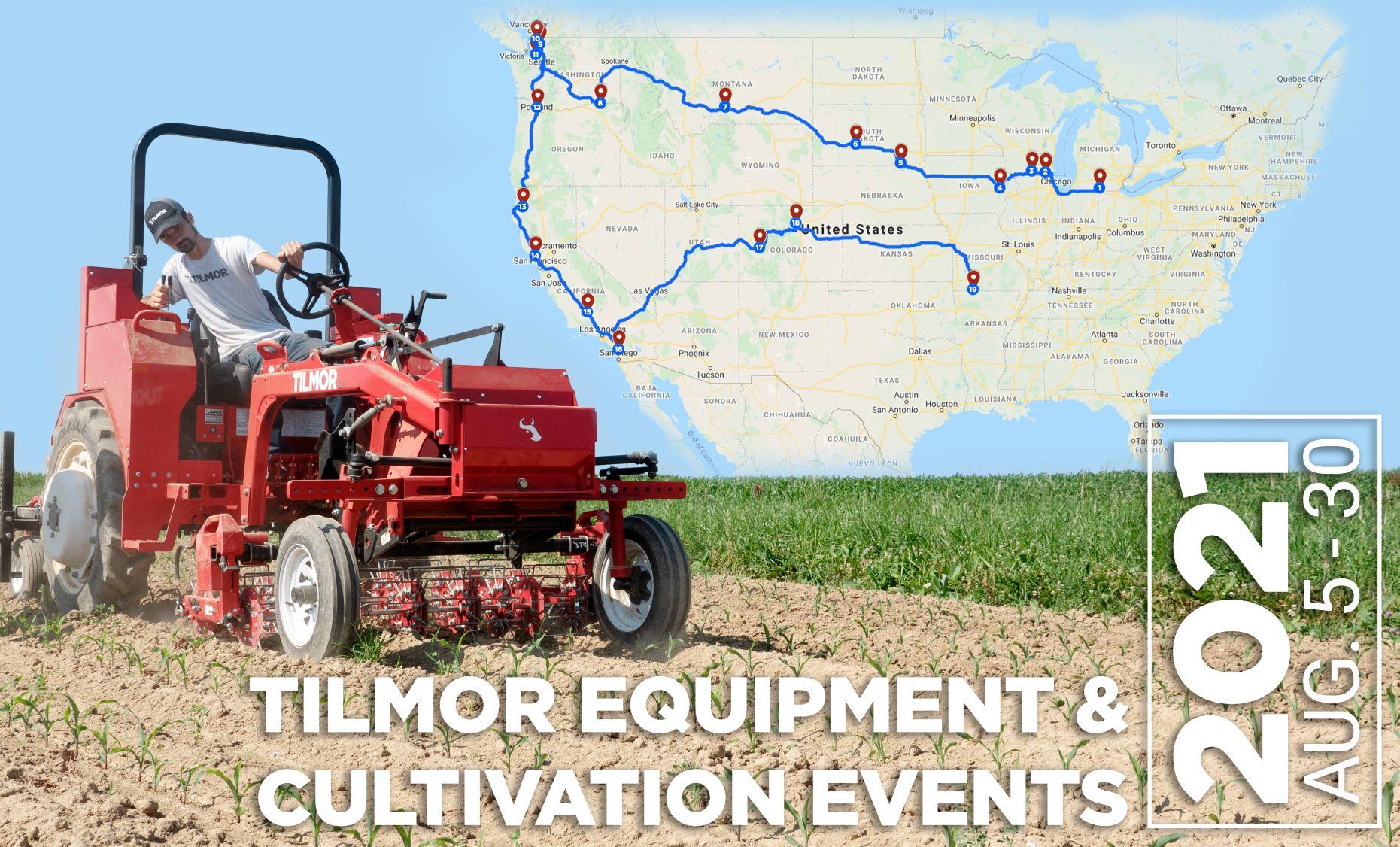 Tilmor to Offer Farm Equipment Demonstrations