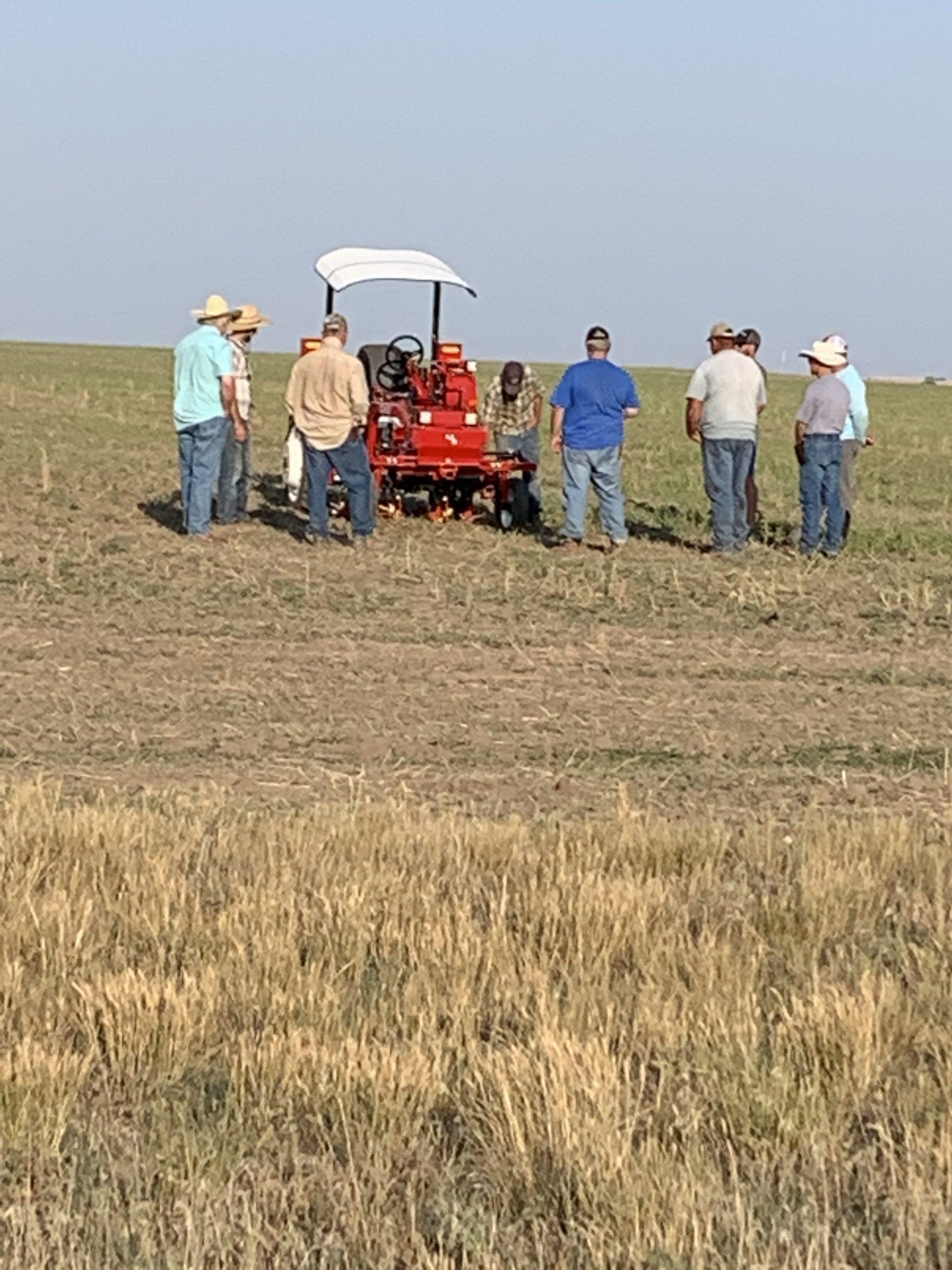 Tilmor Farm Equipment Featured at Cedar Creek Gardens Event