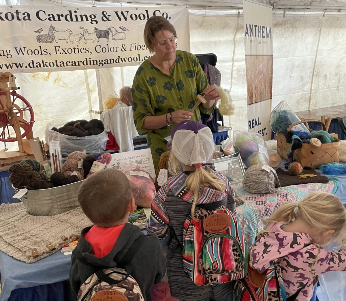 Specialty Producers Featured at S.D. State Fair