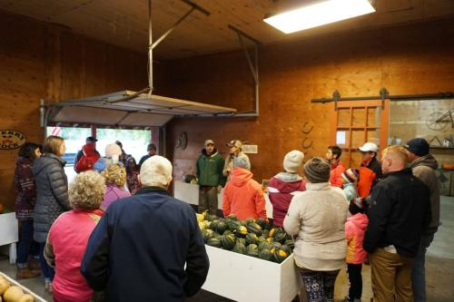 SDSPA 2018 Farm Tour- Cherry Rock Farm 10-6-18