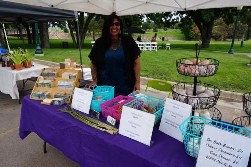 Sioux Falls Local Foods Fair 2019- Sweetgrass Soapery