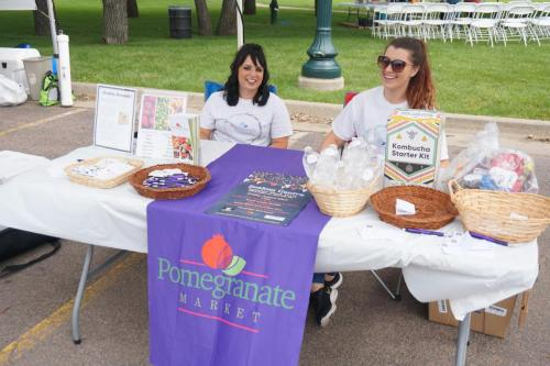 Sioux Falls Local Foods Fair 2019- Pomegranate Market