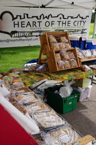 Sioux Falls Local Foods Fair 2019- Heart of the City Bakery