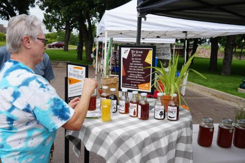 Sioux Falls Local Foods Fair 2019- Little Shire Farm