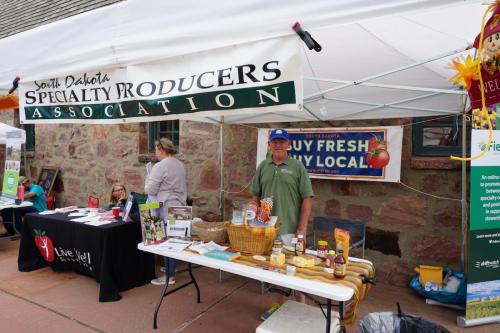 Sioux Falls Local Foods Fair 2019- SD Specialty Producers & Live Well Sioux Falls