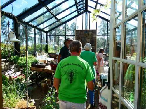Dr. Falkenburg flower gardens- Tour 8-9-19.