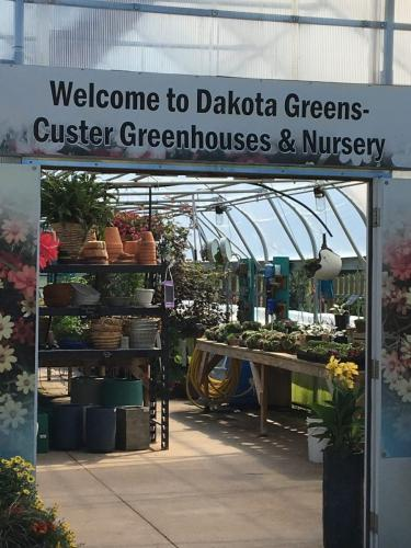 Dakota Green Tour, Custer, SD Aug. 9, 2019.