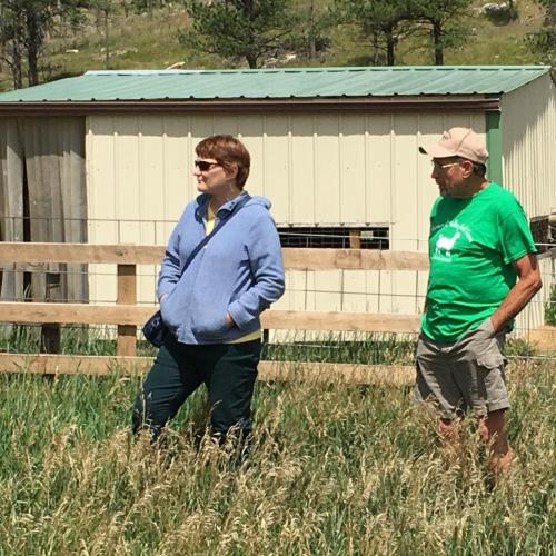 2017 SDSPA Tour- Goats, Pleasant Valley Farm