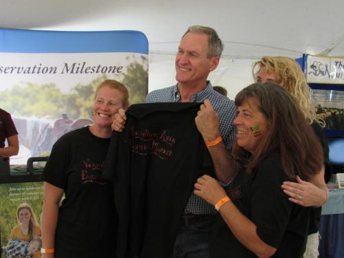 2017 Value Added Ag Day at the State Fair-Governor Daugaard