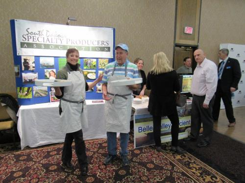 AgFest 2018-SDSPA Booth