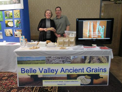 AgFest 2018-Belle Valley Ancient Grains