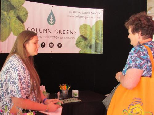 SD State Fair 2018-Column Greens