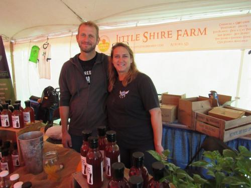SD State Fair 2018-Little Shire Farm